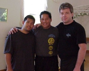 Escrima seminar w/ Datu Hartman @ Defensive Arts Dojo | Hamburg | New York | United States
