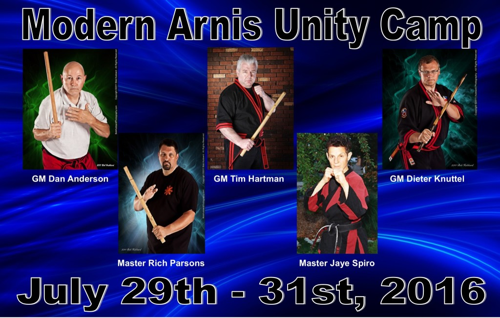 Modern Arnis Unity Camp @ Detroit | Michigan | United States