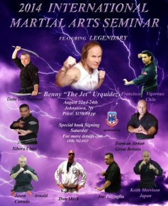 2014 International Martial Arts Seminar @ Johnstown | New York | United States