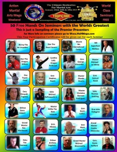 Action Martial Arts Mega Weekend @ Tropicana Hotel | Atlantic City | New Jersey | United States