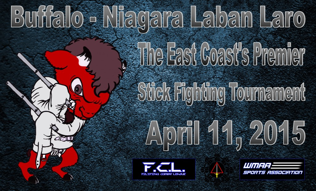 Buffalo - Niagara Laban Laro Stick Fighting  @ Horizon Martial Arts | West Seneca | New York | United States