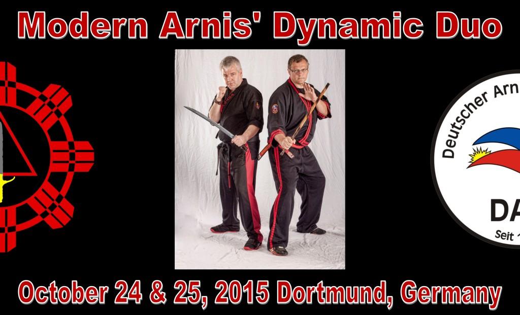 Datu Double Impact Seminar @ Dortmund | North Rhine-Westphalia | Germany