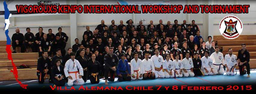 2015 Trip to Chile!