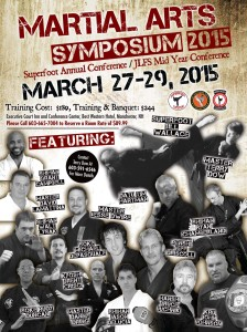 Datu Hartman at the Martial Arts Symposium 2015 @ Best Western Plus Executive Court Inn & Conference Center | Manchester | New Hampshire | United States
