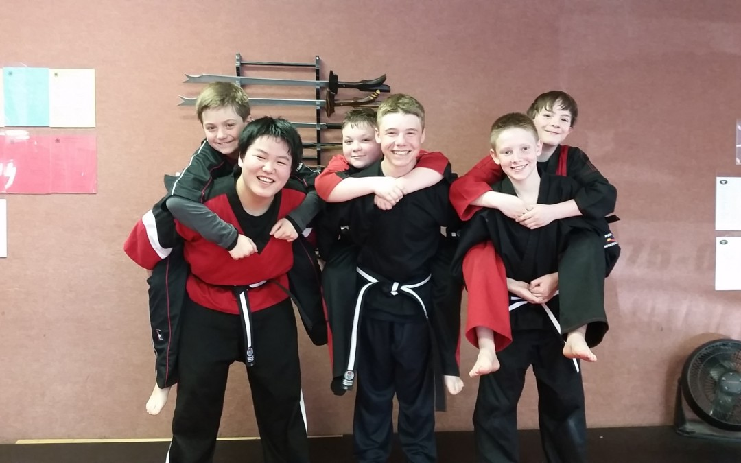 New Black Belts in the house!