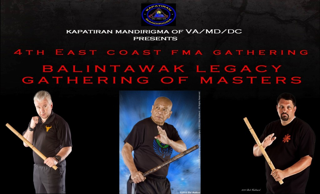 Balintawak Legacy – Gathering of Masters @ NOVA Field House | Chantilly | Virginia | United States