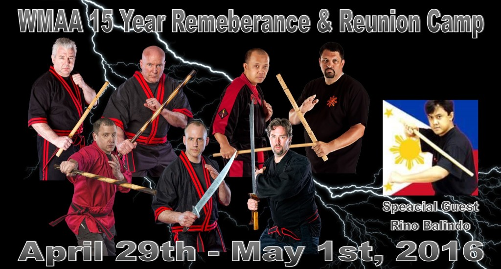 The WMAA Remy Presas 15 year Remembrance & Reunion Camp @ Horizon Martial Arts | West Seneca | New York | United States