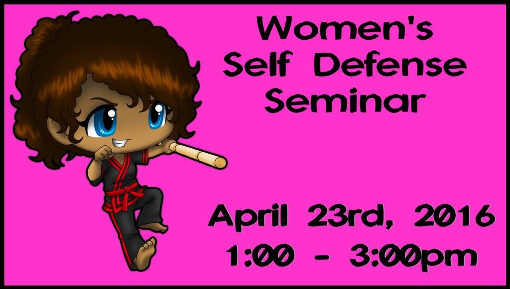 Women's Self Defense 2