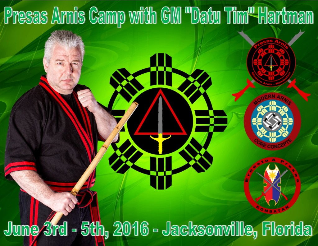 2016 WMAA Florida State Summer Camp @ Pak's Karate of Oceanway | Jacksonville | Florida | United States
