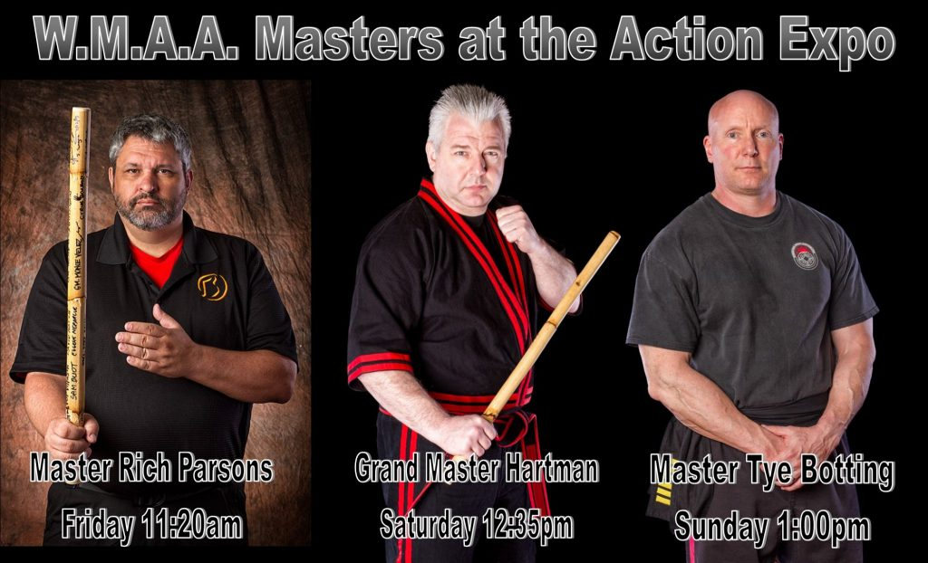 WMAA Masters at the Action Mega Weekend Expo @ Tropicana Atlantic City | Atlantic City | New Jersey | United States