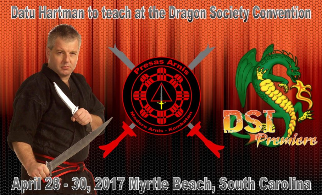 Datu Hartman at the DSI Covention @  Crown Reef Beach Resort and Waterpark | Myrtle Beach | South Carolina | United States