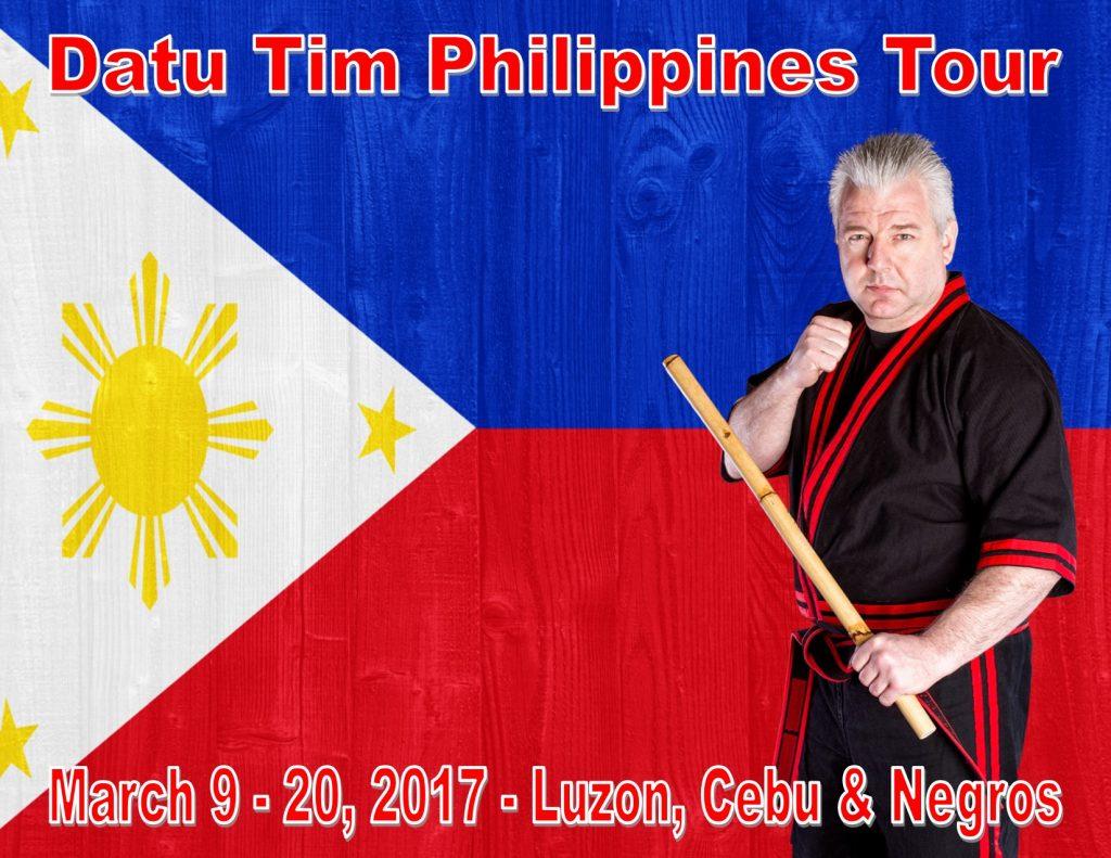 Datu Hartman Philippines Tour @ Philippines