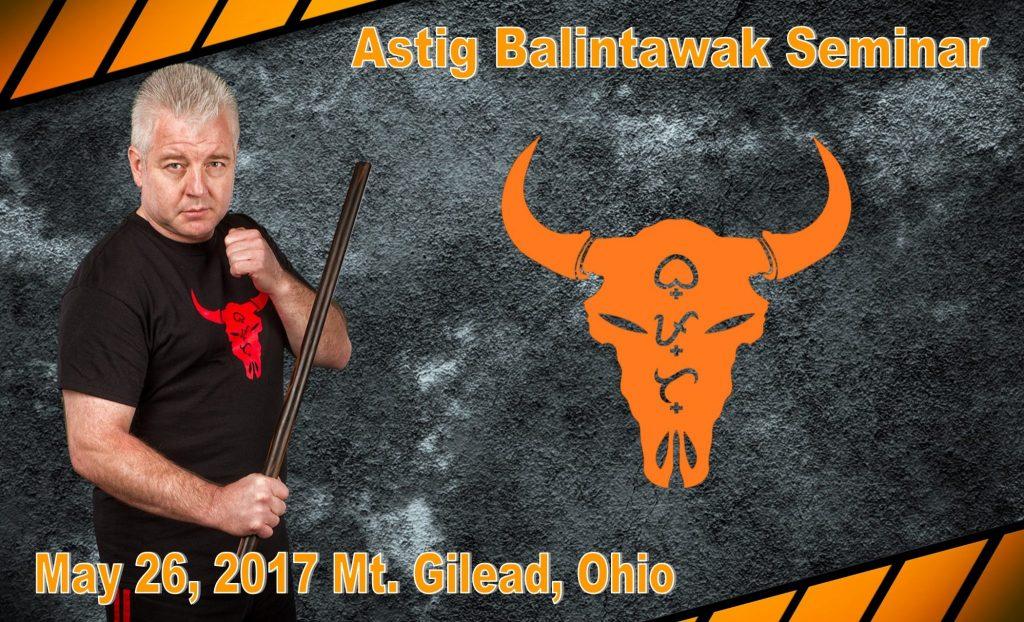 Astig Balintawak w/ Datu Hartman @ Wolfpak Martial Arts | Mount Gilead | Ohio | United States