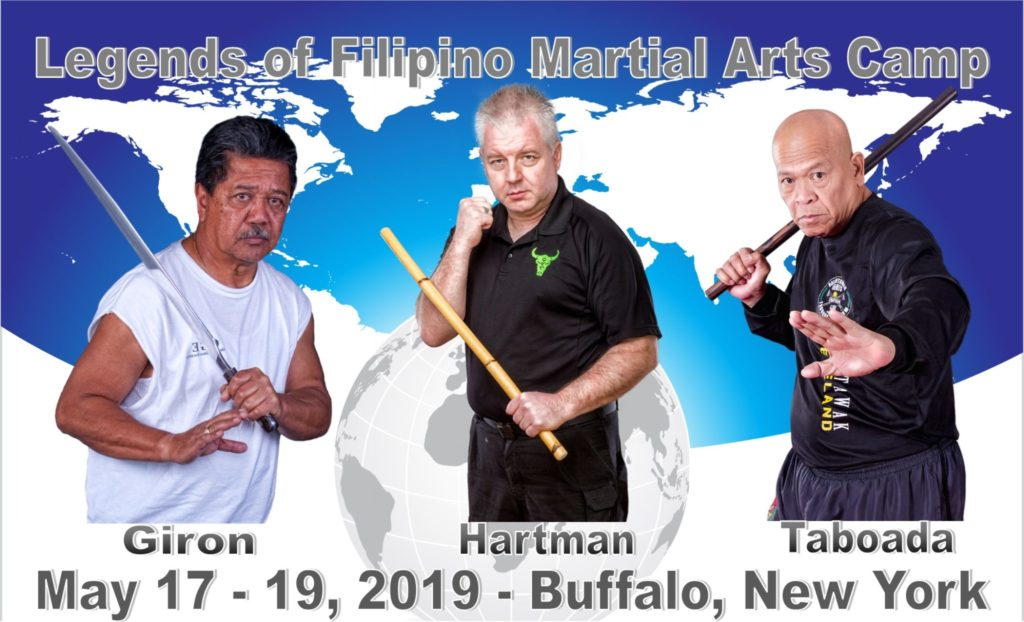 Legends Of FMA Camp @ Horizon Martial Arts | West Seneca | New York | United States
