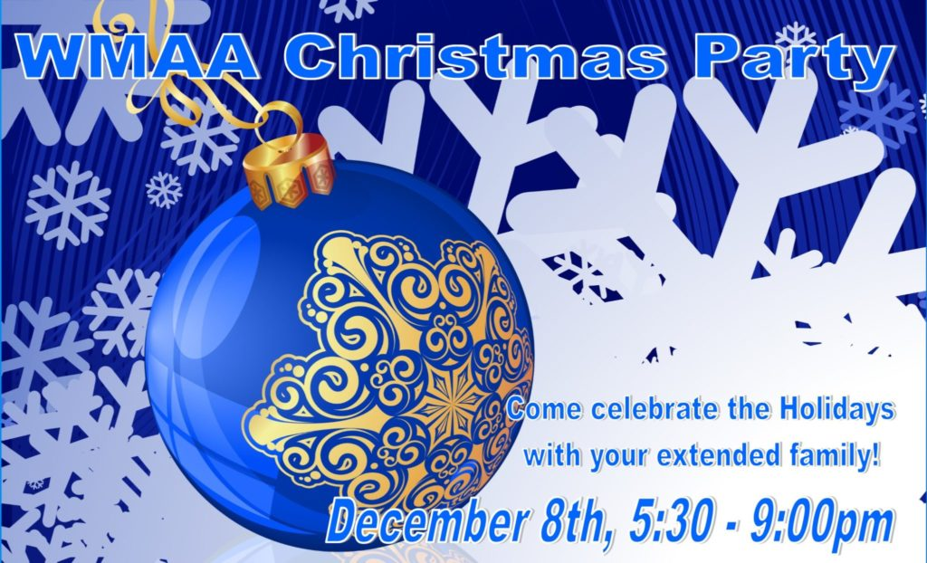 WMAA Christmas Party @ Horizon Martial Arts | West Seneca | New York | United States