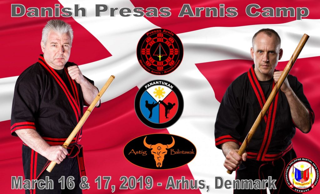 Danish Presas Arnis Camp @ Aarhus | Denmark