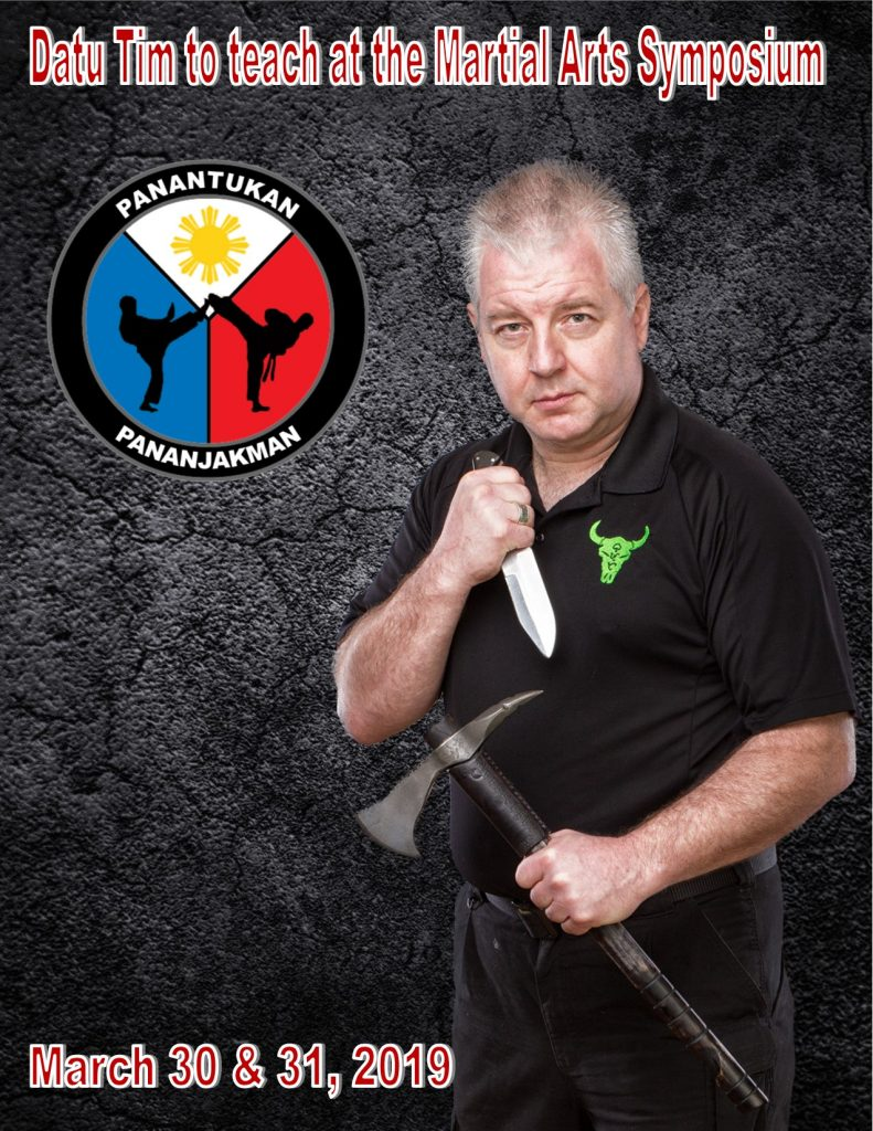 Datu Hartman to teach at the 2019 Martial Arts Symposium @ Best Western Plus Executive Court Inn & Conference Center  | Manchester | New Hampshire | United States