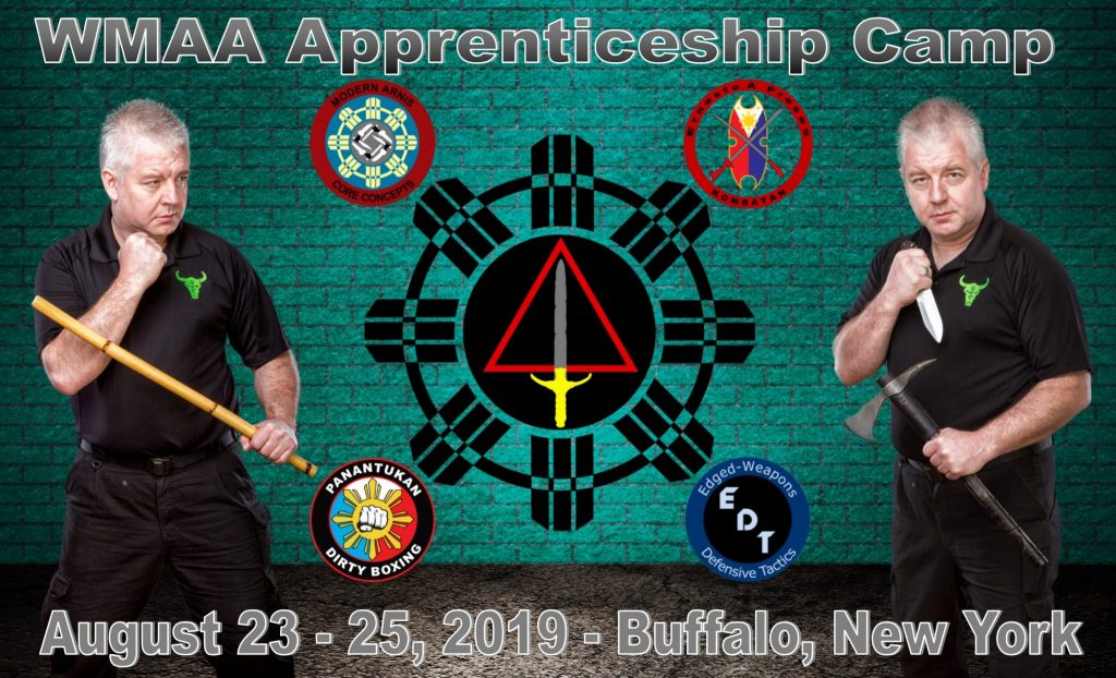 WMAA Apprenticeship Camp @ Horizon Martial Arts