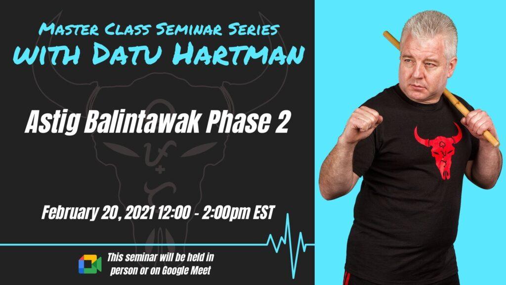 Astig Balintawak Seminar – Phase 2 @ Horizon Martial Arts